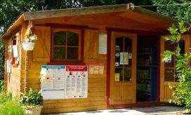 camping - Bibliothèque : plus de 1.500 livres