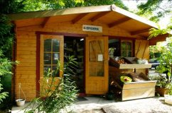 camping - Point alimentation